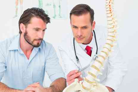 Addlestone Therapy - One Hour Osteopathy Consultation and Treatment - Save 70%