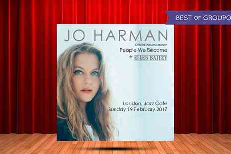 Jo Harman and Elles Bailey - Ticket to Jo Harman and Elles Bailey, Standard Admission Ticket on Sunday 19 February - Save 33%