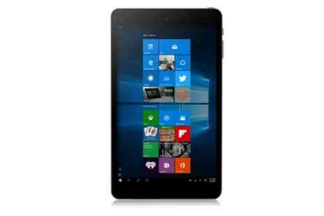 Groupon Goods Global GmbH - 8 inch SmartPro Windows 10 Tablet PC With Free Delivery - Save 63%