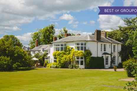 Laughern Hill Estate - One Night Stay for Two with Breakfast, Sharing Platter, Wine and Late Check Out - Save 56%