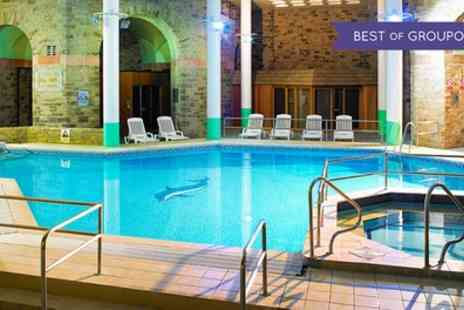 Shrigley Hall Hotel - One or Two Nights Stay for Two with Breakfast, Dinner, Wine, Leisure Access and Optional Tea - Save 0%