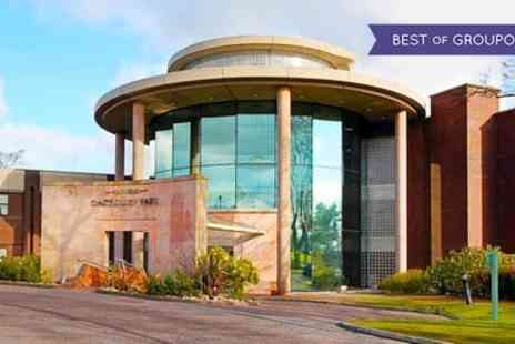 Daresbury Park Hotel - One Night Stay for Two with Breakfast with Option for Dinner and Wine - Save 0%