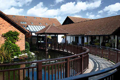 Springs - Champneys Spa Break for Two - Save 25%