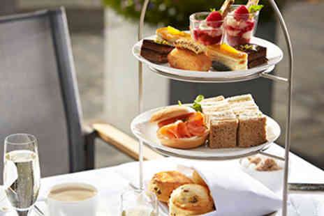 Barnett Hill - Champagne Afternoon Tea for Two - Save 0%