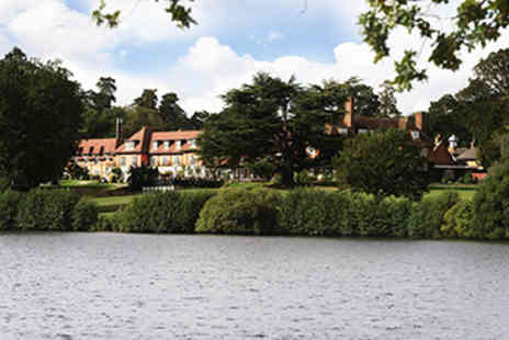 Forest Mere Health Resort - Champneys Spa Break for Two - Save 25%