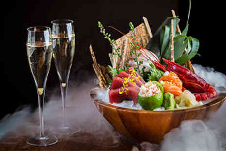Gordon Ramsays - Bottomless Prosecco and Sushi Brunch for Two - Save 0%