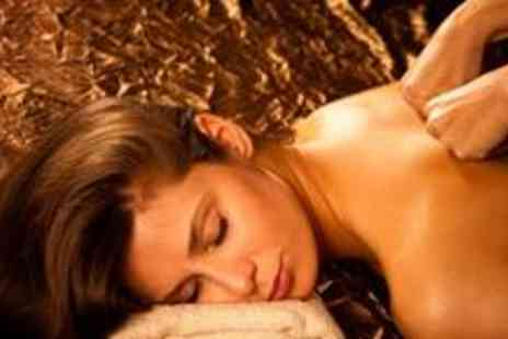 Glamorous Hair & Beauty - Luxurious 60-minute Full Body Massage - Save 70%