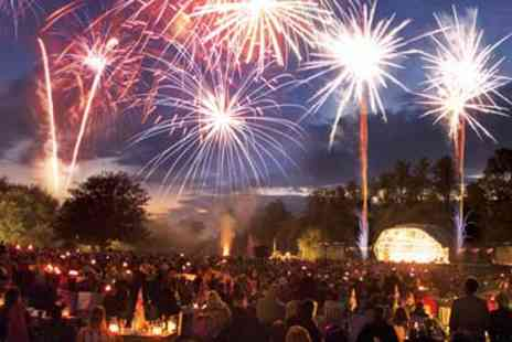 Blenheim Palace - Battle Proms Summer Concert for Two with Prosecco - Save 12%