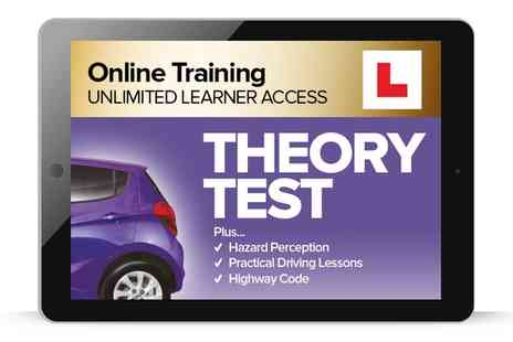Driving Test Success - Online Driving Theory Test Training - Save 95%