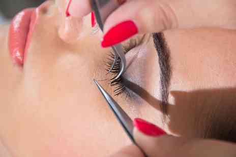 Flourish School Of Beauty Therapy - Semi Permanent Eyelash Extension Course for One or Two - Save 74%