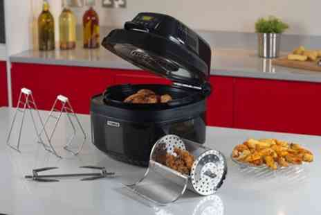 Groupon Goods Global GmbH - Tower Air Fryer T17004 With Free Delivery - Save 53%