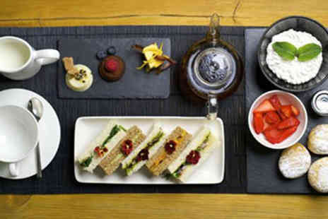 La Suite West - Vegan Afternoon Tea for Two - Save 0%