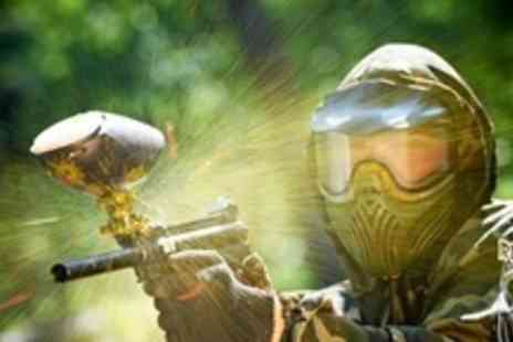 Reaper Paintball - Paintballing For One With 100 Balls Each - Save 81%