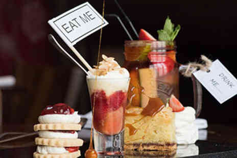 Satis House - Champagne Afternoon Tea for Two - Save 0%