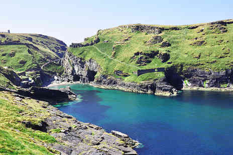 Pentire Haven Holiday Park - Three night, Fri to Sun or four night, Mon to Thu self catered caravan break for up to four - Save 48%