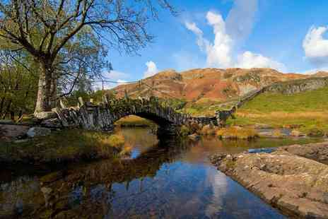 Brotherswater Inn - One or two night Cumbria stay for two with dinner, tea or coffee, cake and breakfast - Save 63%