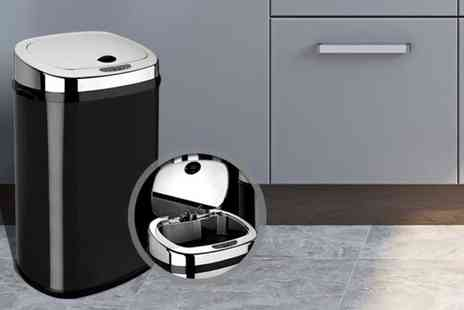 To Your Home - 30L or 50L automatic sensor bin - Save 66%