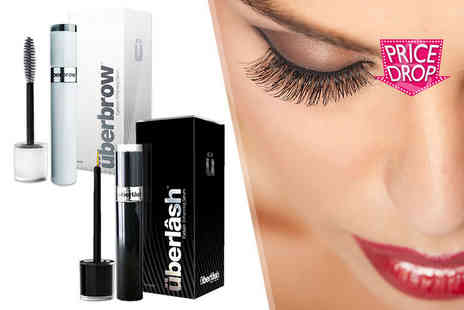 Internet Shop UK - Uberlash or Uberbrow serum, or both serums - Save 88%