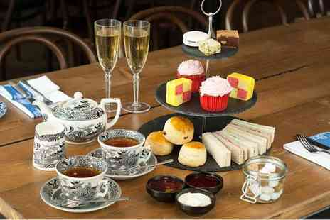 Belgravia Hotel Group - Afternoon tea for two including Prosecco - Save 65%