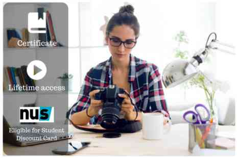 OfCourse - Online beginners photography course - Save 82%