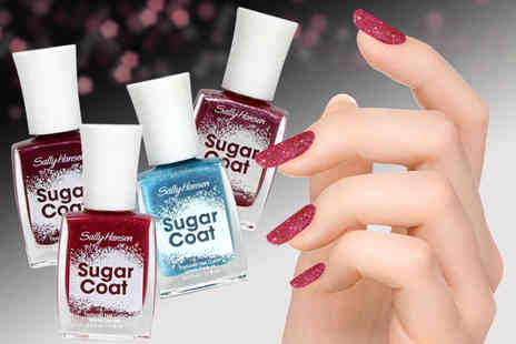 Ckent - Four Sally Hansen sugar coat nail polishes - Save 0%