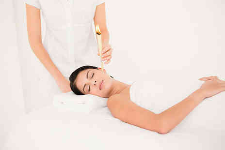 Just Pure Therapy - Ear candling treatment - Save 52%