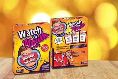 Toy Meets World - Watch Ya Mouth party game - Save 74%