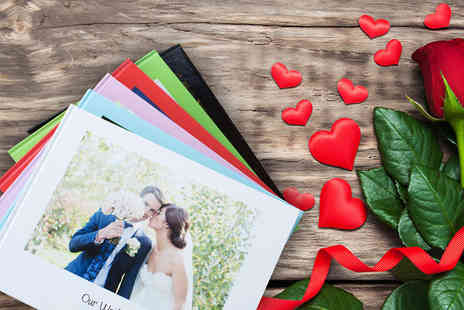 MyMemory - 100 page personalised photo book create memories - Save 74%