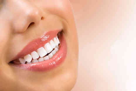 Dental & Skin - Session of laser teeth whitening treatment - Save 80%