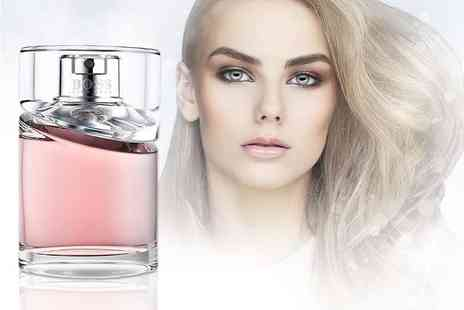 Deals Direct - 75ml bottle of Hugo Boss Femme eau de parfum - Save 45%