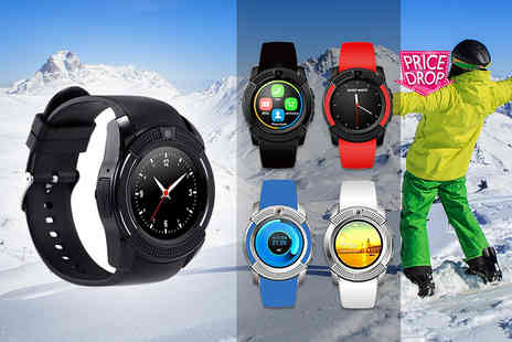 TLD Marketing - 11 in 1 Next Gen Android Bluetooth sports watch - Save 90%