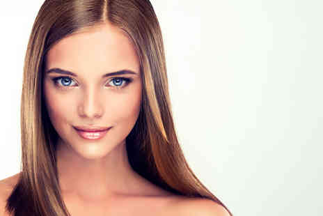 Glamour Hair & Beauty Salon - Half head of highlights, cut and blowdry or full head of highlights, cut and blow dry - Save 73%