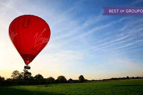 Virgin Balloon Flights - Virgin National Balloon Flight, Valid at Over 100 Locations - Save 50%