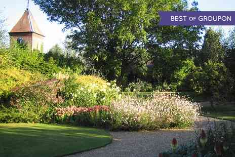 Denmans Garden - Garden Entry With Hot Drink for One, Two or Four - Save 40%