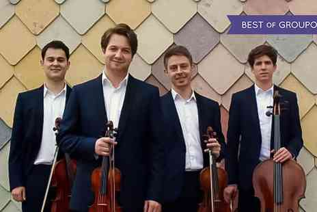 Calming the Storm - One or two tickets to see Ruisi String Quartet on 25 March - Save 33%