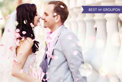 Hilton Edinburgh Grosvenor - Wedding Package For 50 Guests - Save 0%