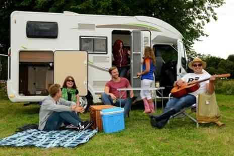 Unbeatable Hire - Three or Seven Night Campervan Hire for Up to Seven with Nationwide Pick Up Locations with Unbeatable Hire - Save 0%