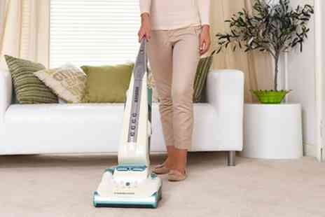 Groupon Goods Global GmbH - Hoover Eco G Bagless Upright Vacuum Cleaner With Free Delivery - Save 77%