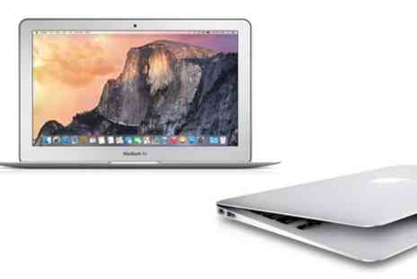 GoldBoxDeals - Refurbished Apple MacBook Air 11.6 Inch Core i5 4GB RAM 128GB HDD MJVM2 With Free Delivery - Save 0%