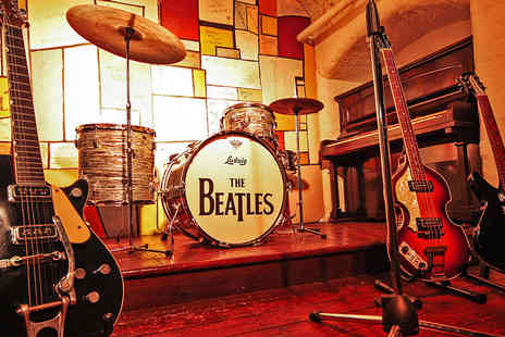 OMGhotels - Overnight Liverpool hotel stay including breakfast and a ticket to The Beatles Story exhibition - Save 46%