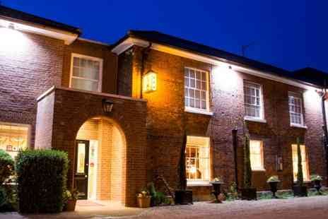 Beechwood Hotel - Overnight Norfolk break including dinner and afternoon tea for two - Save 38%