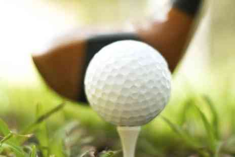 Moore Golf - 60 Minute Golf Range Lessons with Optional Nine Hole Playing Lessons - Save 57%