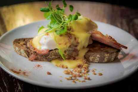The Parlour - Breakfast or Brunch with Optional Drink for Two - Save 53%
