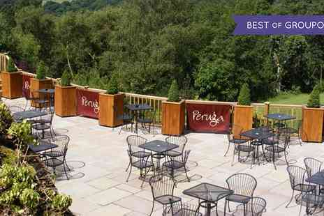 Peruga at Woodheys - Steak Meal with Prosecco for Two or Four - Save 55%