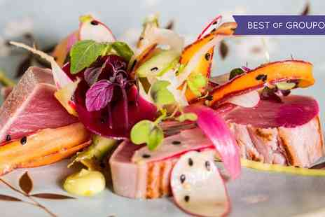 The Chancery - Five Course Tasting Menu with Champagne and Coffee - Save 0%