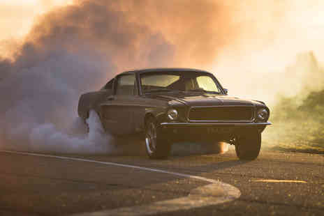 Drift Limits - 14 lap Bullitt Mustang driving experience - Save 0%