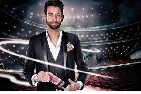 Jamie Raven Magic Show - One single or family of four ticket to see Jamie Raven Magic Show on 6 To 27 February - Save 52%