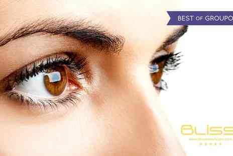 Bliss Beauty Spa - LVL Lashes with Eyebrow Definition Treatment - Save 60%