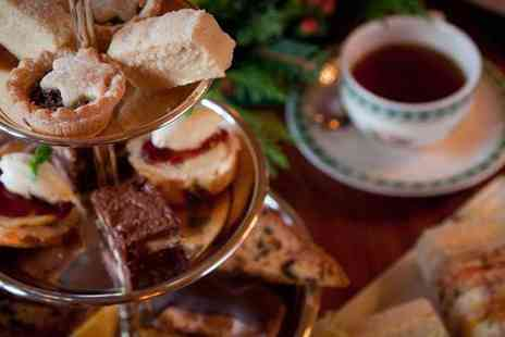 The Tipsy Cow - Afternoon Tea with Prosecco for Two or Four - Save 33%