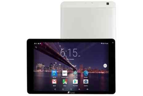 Groupon Goods Global GmbH - 10 Inch IPS HD Quadcore 16GB Android Internal 3G Tablet PC with Free Delivery - Save 61%